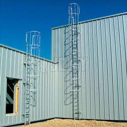 Constructions to help you access your roof, garden, elevator or building for maintenance purposes.