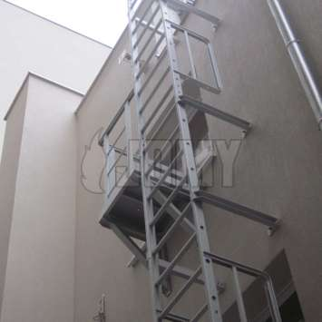 JOMY fixed ladder
