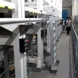 Ship Ladders In Aluminium Jomy